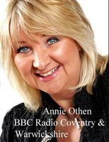 Annie Othen - BBC Radio Coventry & Warwickshire