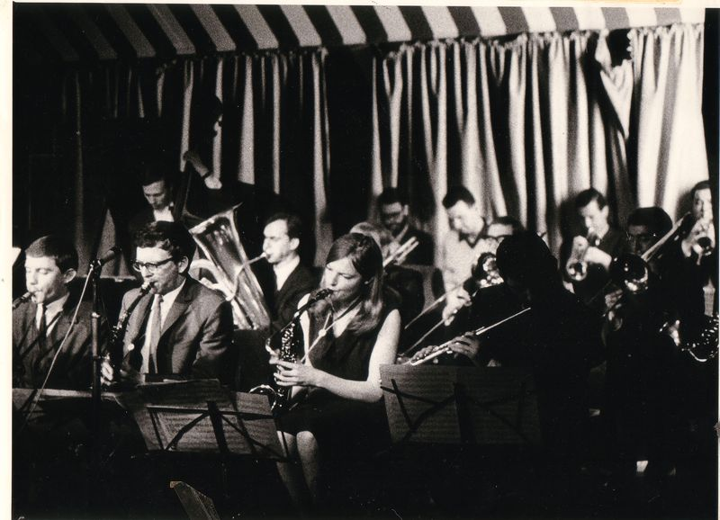The NJO at Marquee 1965